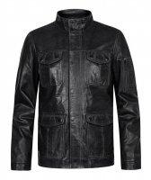 Jorg weber Кожаная куртка