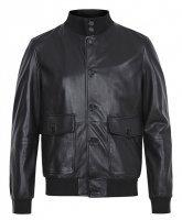 Al Franco Кожаная куртка