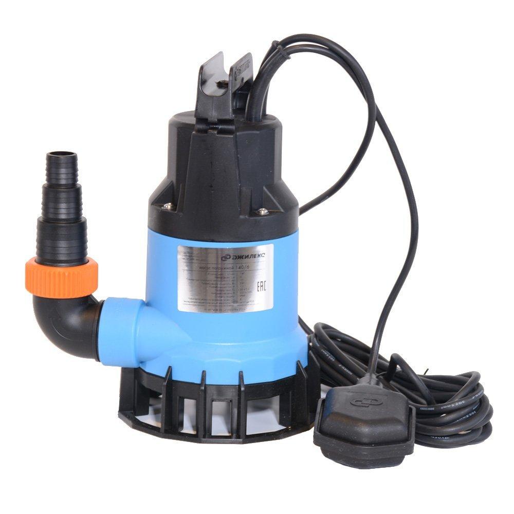 цены на погружной насос для фекальных вод джилекс термобелье способно выполнять