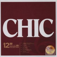 Chic THE 12  SINGLES COLLECTION (Box set)