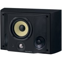 Bowers   Wilkins DS3 Black Ash