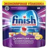 Finish Quantum MAX  Lemon 60 табл.