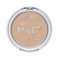 Catrice All Matt Plus Shine Control Powder (Цвет Warm Beige №030 variant_hex_name D0AE93)
