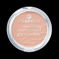 essence Mattifying Compact Powder 01 (Цвет 01 Natural Beige variant_hex_name E6BDA4)