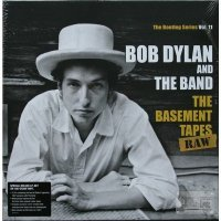 Bob Dylan THE BASEMENT TAPES RAW (3LP+2CD/180 Gram/Box set)